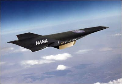 hypersonic_aircraft